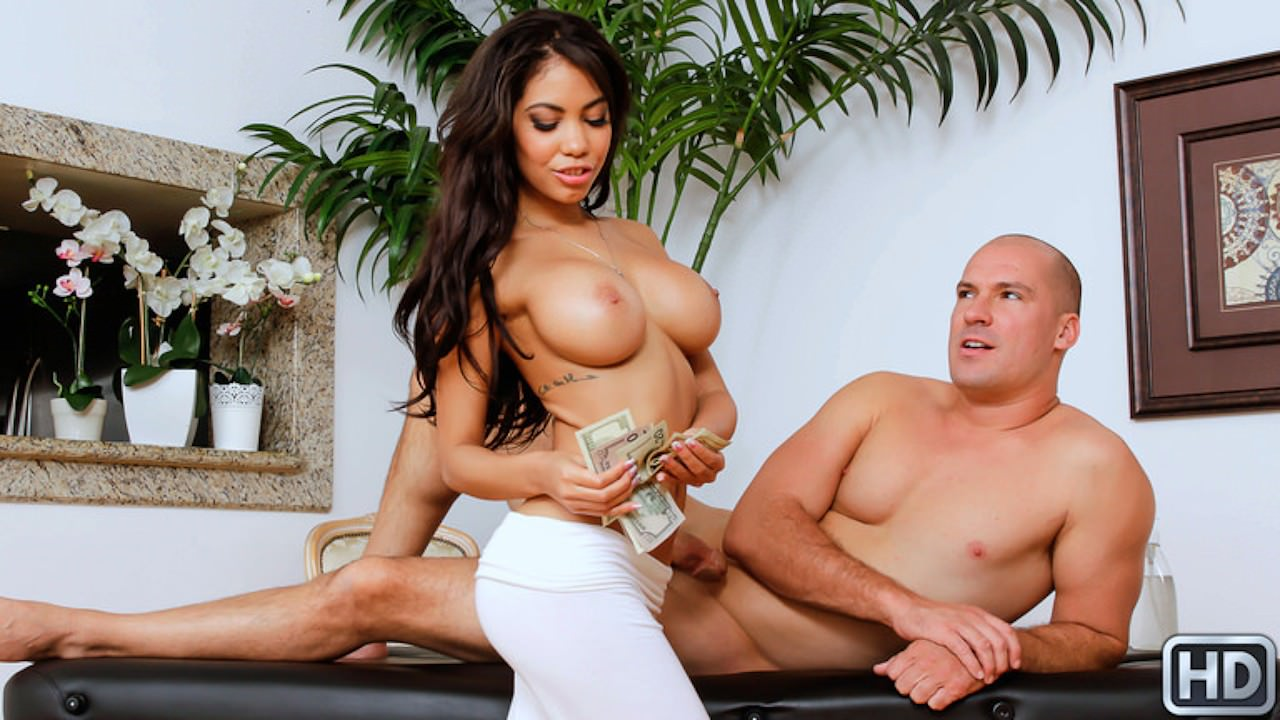 8thstreetlatinas presents lubed-up-latina in episode: Lubed Up Latina