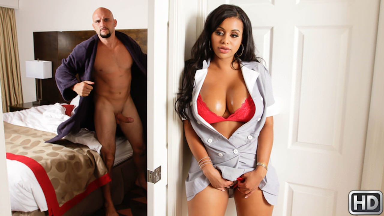 8thstreetlatinas presents mary-the-hot-maid in episode: Mary The Hot Maid