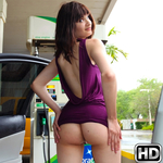 8thstreetlatinas presents jessigrey in episode: Fill Up Station