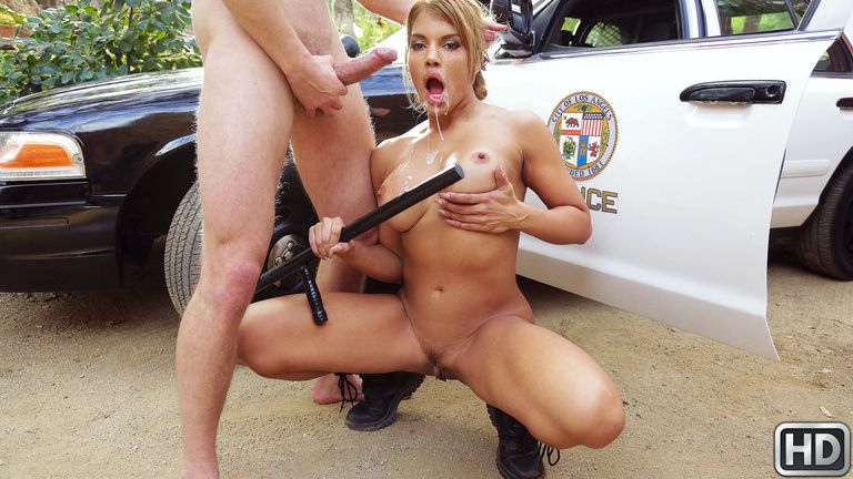 8thstreetlatinas presents mercedescarrera031418 in episode: Cock Out Cop Out