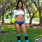 8thstreetlatinas presents nicoleray in episode: Soccer Sucker