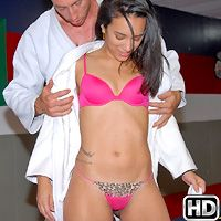 8thstreetlatinas presents niina in episode: Black Belt Banger