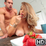 bignaturals presents alessandramiller102517 in episode: Coffee With Cum