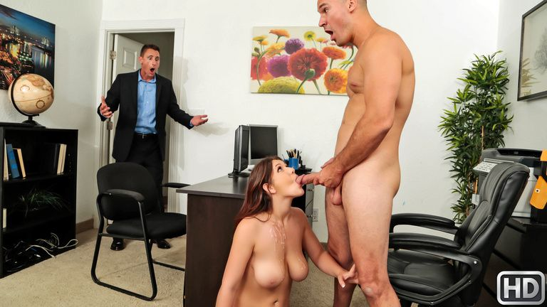 bignaturals presents aprildawn062817 in episode: My Busty Secretary
