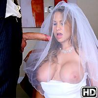 bigtitsboss presents alanah2 in episode: What A Wedding