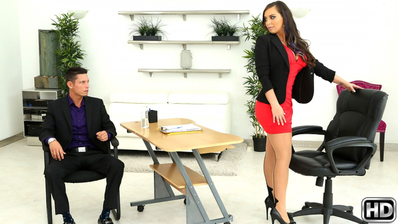 bigtitsboss presents loving-leather in episode: Loving Leather