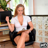 Holly Heart in BigTitsBoss.com