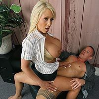 bigtitsboss presents sandy in episode: Professional Pussy