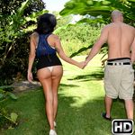 bigtitsboss presents savana in episode: Juicy Ginger