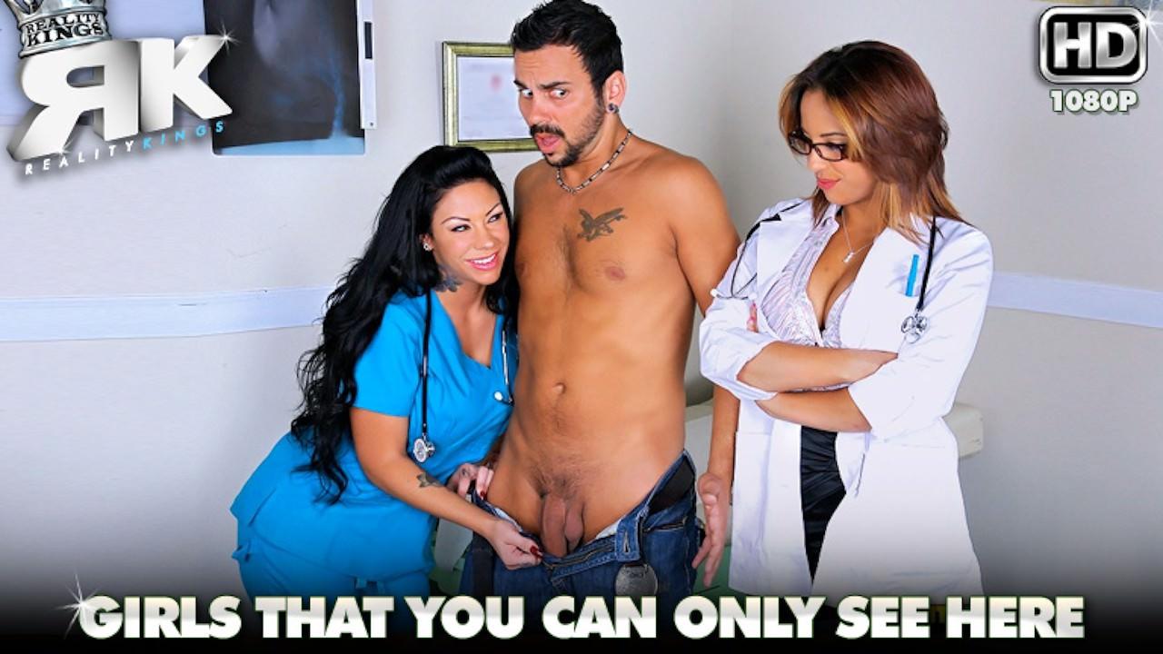 cfnmsecret presents the-nurses-know in episode: The Nurses Know