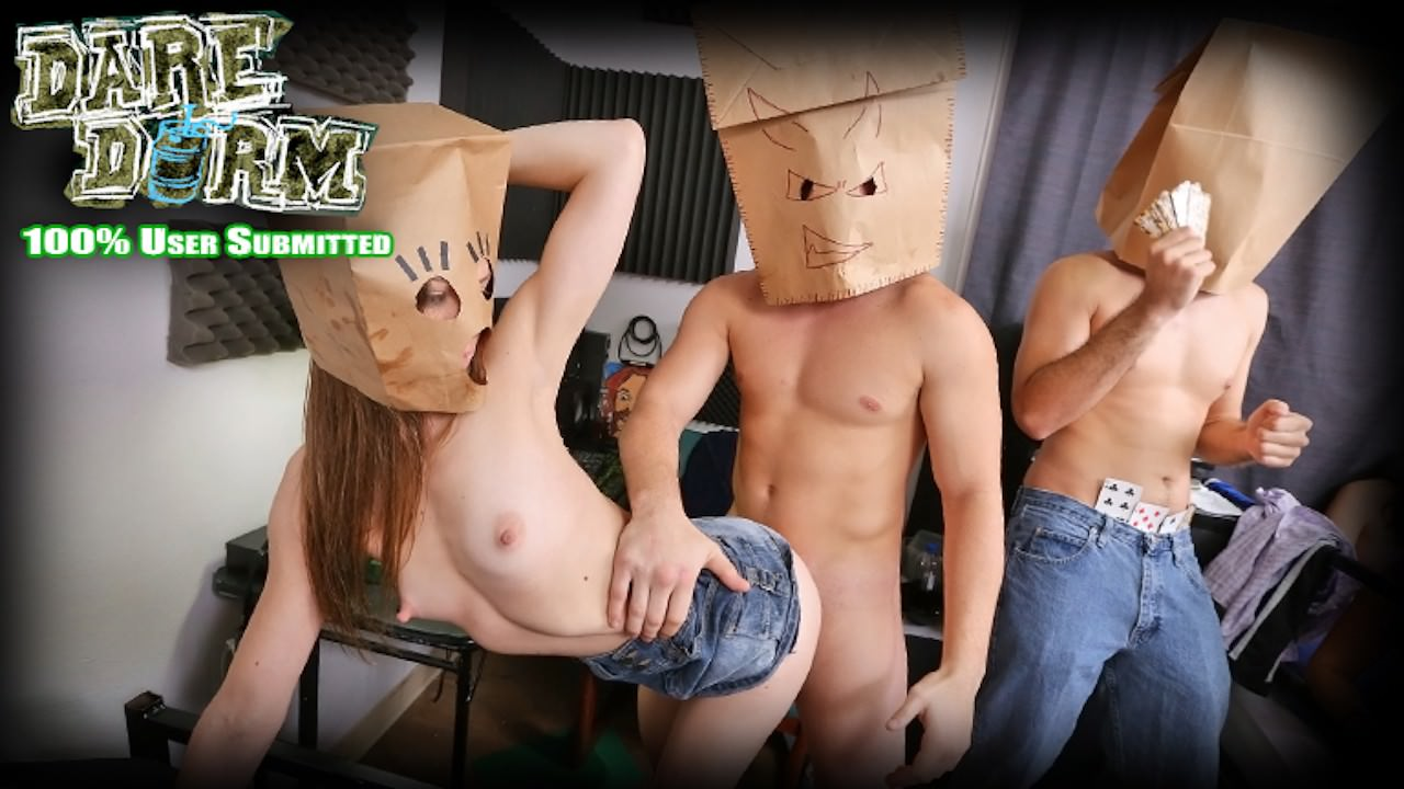 daredorm presents paper-bag-party in episode: Paper Bag Party