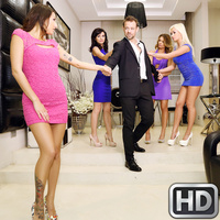 eurosexparties presents aridailasu013118 in episode: Meeting The Girls