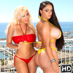 eurosexparties presents blondiefesser in episode: Thick And Ready