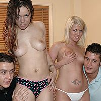 Kasey in EuroSexParties.com