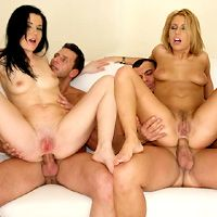 eurosexparties presents clarissa in episode: Wide Open