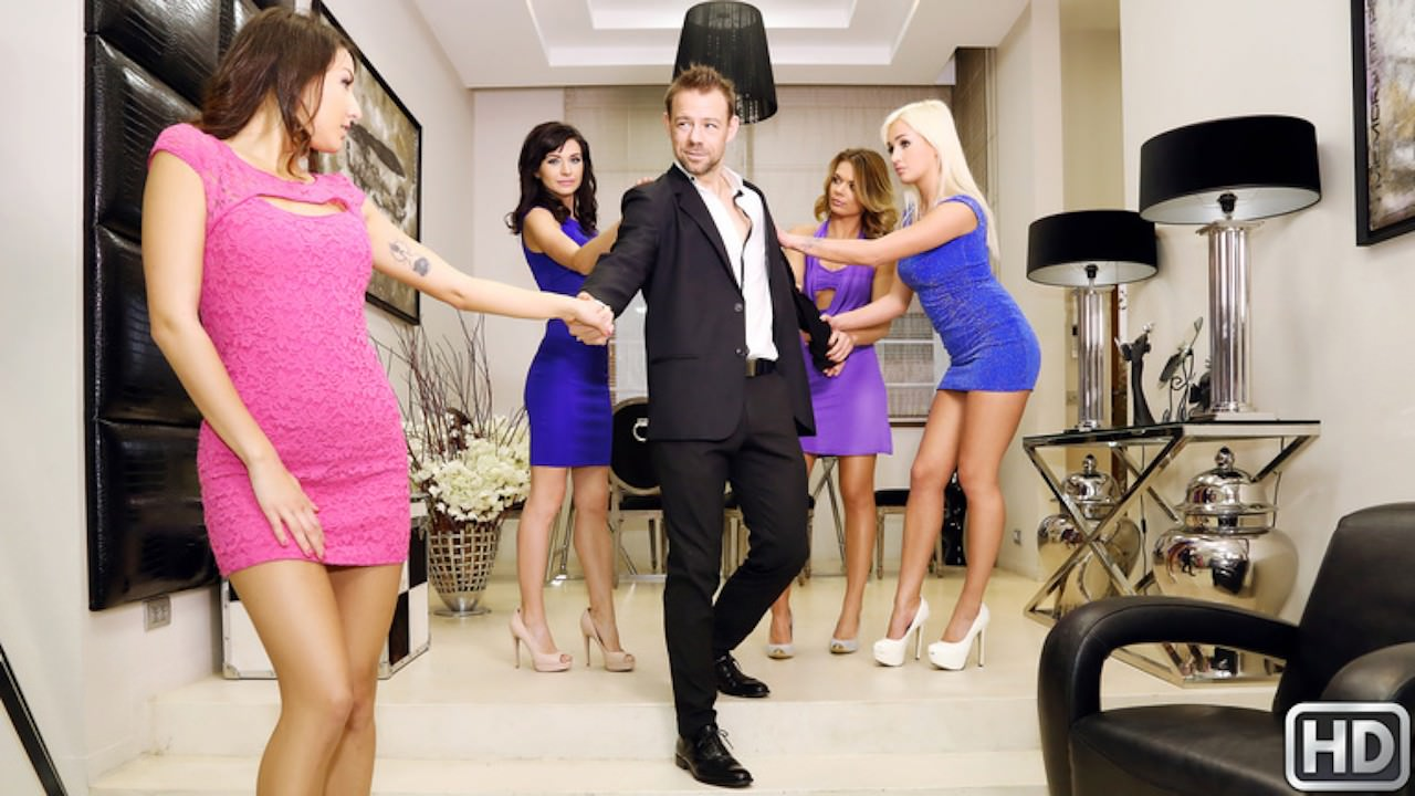 eurosexparties presents meeting-the-girls in episode: Meeting The Girls