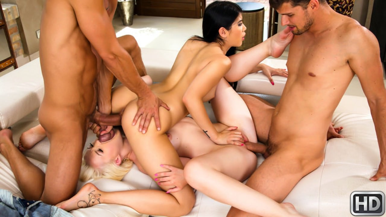 eurosexparties presents the-lady-and-lovita in episode: The Lady And Lovita