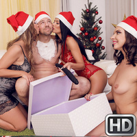 eurosexparties presents henshatay122417 in episode: Naughty Girls For Santa