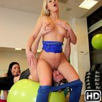 eurosexparties presents klaudiahot in episode: Balls and Sex