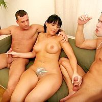 Gina in EuroSexParties.com