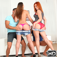 eurosexparties presents lululove in episode: Perfect Duo