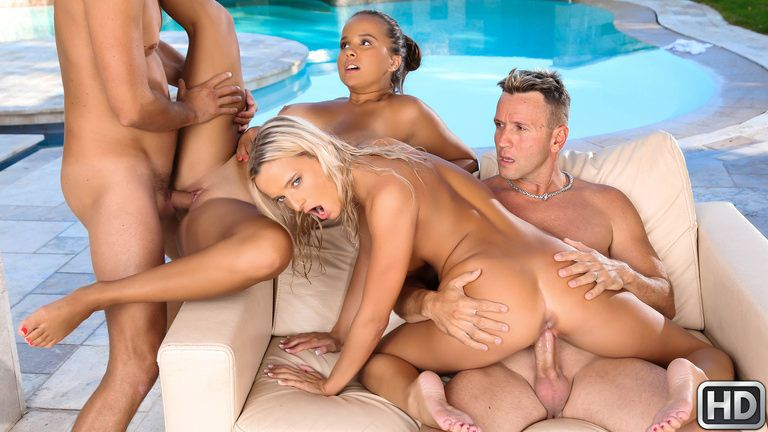 eurosexparties presents oliviavictoria090317 in episode: Pool Party