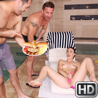 eurosexparties presents tiffanydoll061817 in episode: Double Dicking Doll