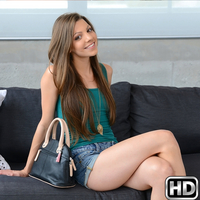 Isabella in FirstTimeAuditions.com