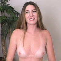 Reagan in FirstTimeAuditions.com