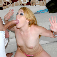 Harley in FirstTimeAuditions.com