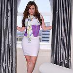hotbush violet