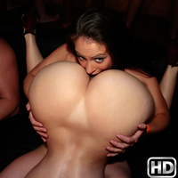 inthevip presents milajade in episode: Party With Mila
