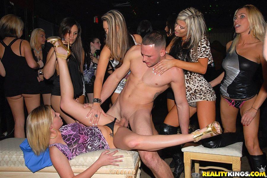 Порно в руских ночные клубы