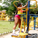 mikeinbrazil presents anajulia in episode: Strong Loving