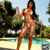 mikeinbrazil presents tainah in episode: Tantalizing Tainah