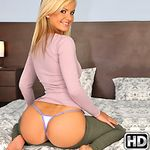 mikesapartment presents bella in episode: Bang Bang Blonde