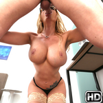 milfhunter presents brianabanks in episode: Busting On Briana
