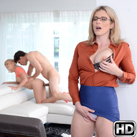 milfhunter presents kaceyjordan in episode: Dick for Two