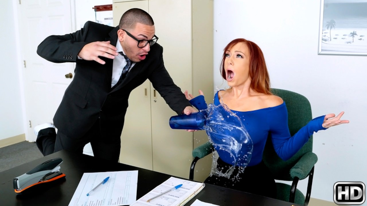 milfhunter presents my-nerdy-assistant in episode: My Nerdy Assistant