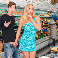 milfhunter presents oliviaaustin030618 in episode: Produce Aisle Poonani