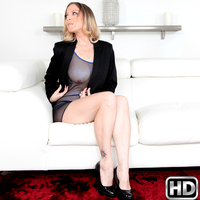 milfhunter presents samanthasheridan in episode: Sheer Seduction