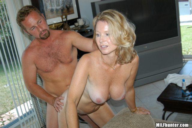 free hunter milf porn sex