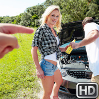 milfhunter presents sydneyhail041218 in episode: Oil Change