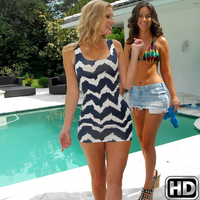 milfnextdoor presents delilah in episode: Sexy Skimmer
