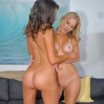 realityking Delilah Davis & Brianna Ray