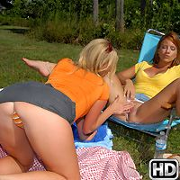 milfnextdoor presents olivia in episode: Picnic Pussy