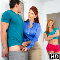 momsbangteens presents alextanner in episode: Teaching Alex