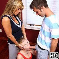 momsbangteens presents avril in episode: Learning Curves