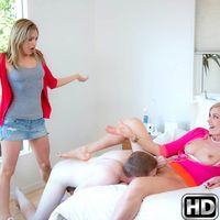 momsbangteens presents bailey in episode: Love Lessons