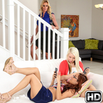 momslickteens presents darciebelle in episode: Dirty Minds